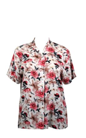 Picture of Bee Hive  flower color Blouse