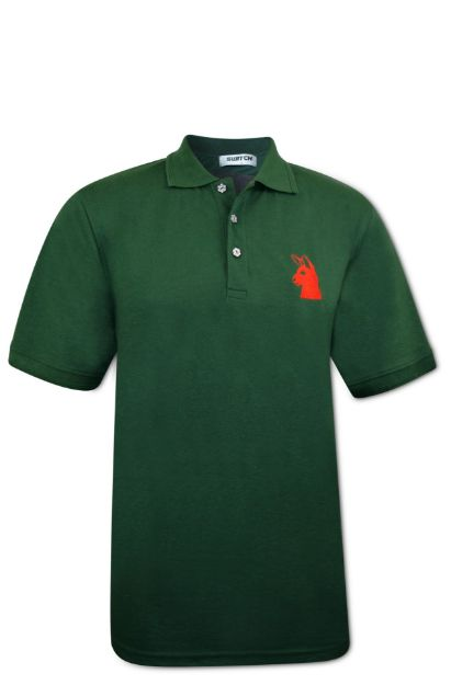 Picture of Polo With Chest Embroidery  Horse