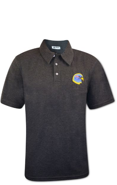 Picture of Polo With Chest Embroidery  Bird