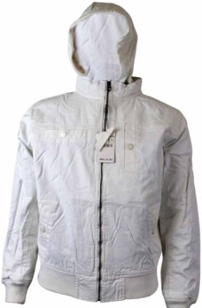 Picture of White Hoody Jacket