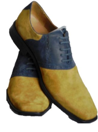 Picture of EVA-5 Mens Leather shoes