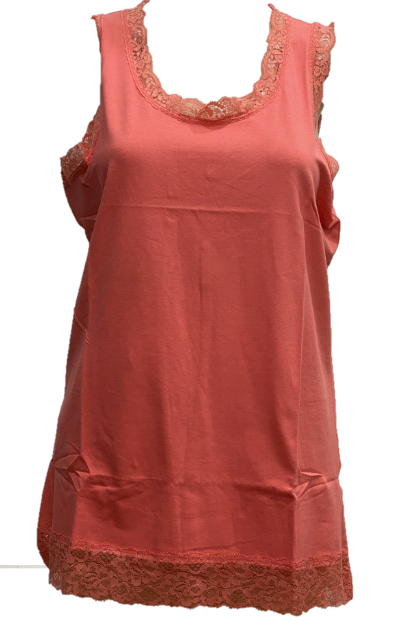 Picture of Tank Top With Side Lac