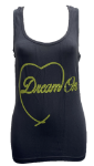 Picture of Tank Top Print With T Back